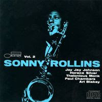 sonny rollins - blue note volume two (1957)