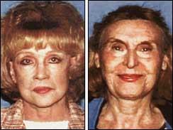 old ladies mugshot