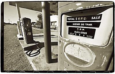 Henk de Tankstation