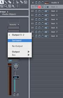 Logic Pro 7 將音軌輸出成 mono 單聲道 3