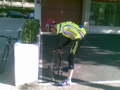 La web del club ciclista proven alenc de barcelona abril 2008 - Temperatura en begues ...