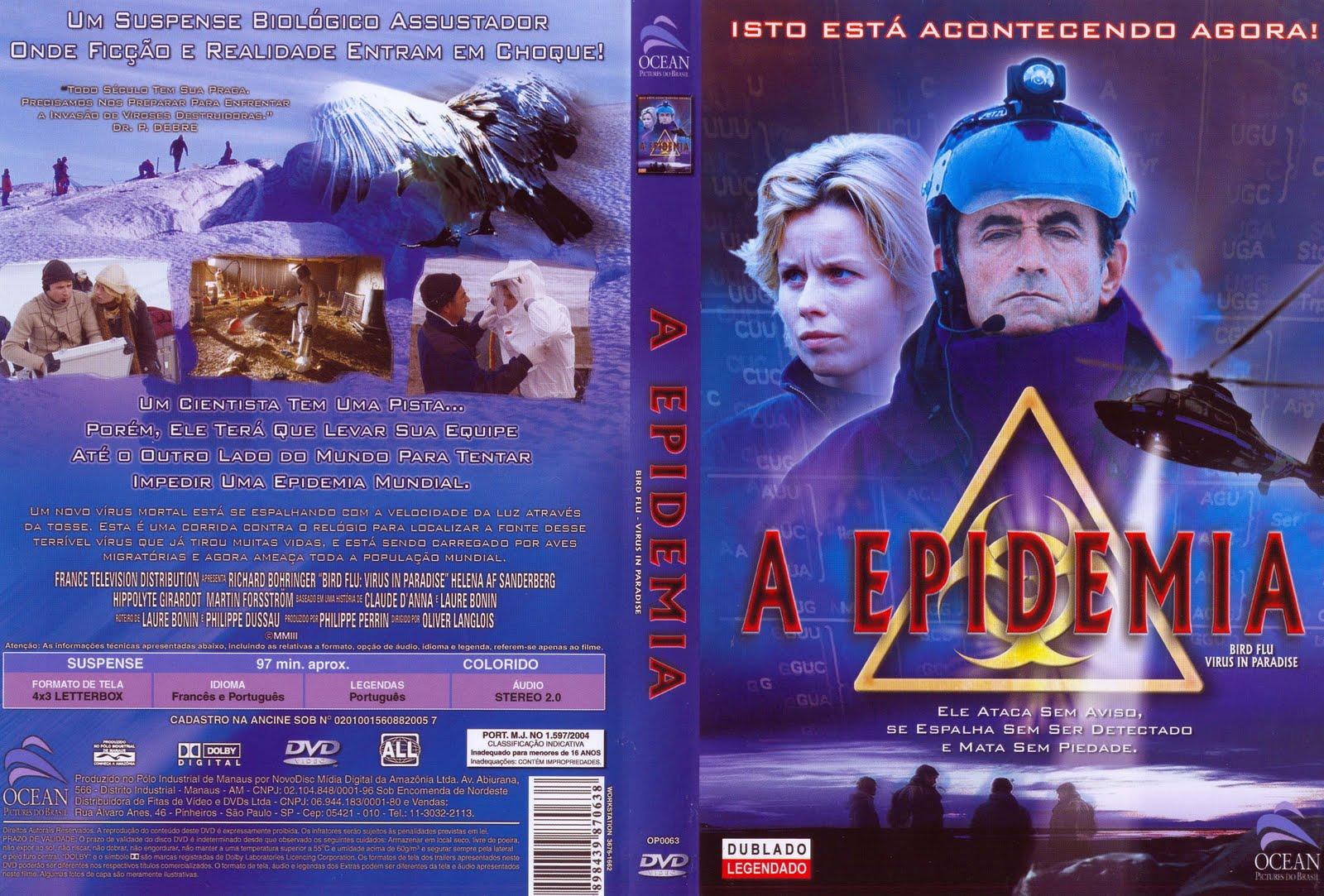 o filme epidemia 1995 dublado gratis