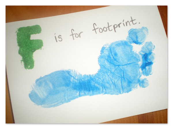 F is for Footprint