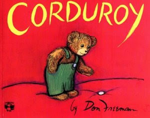 Corduroy {Before FI♥AR}