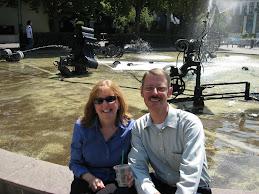 Michael and Delynn Walz