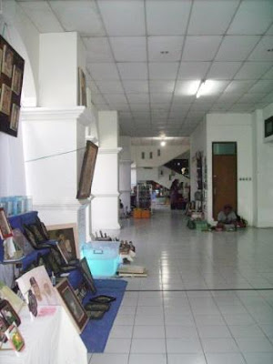 Area indoor Pasar Kangen Jogja tahun 2010