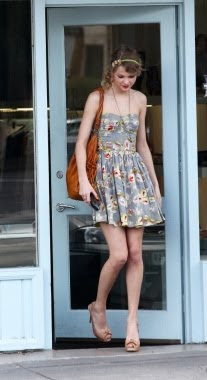 bolywood actres taylor swift's lovely melbourne look