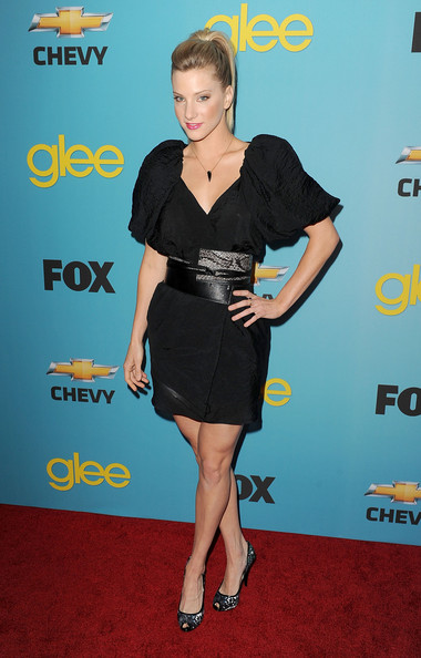 Steal Their Style: Lea, Dianna and Heather's Glee Premiere ...
