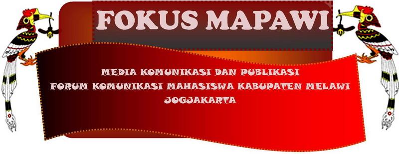 Web Blog FOKUS MAPAWI