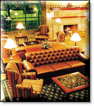 Cameron Highlands Equatorial Hotel Lobby