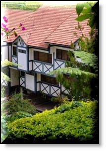 Cameron Highlands Equatorial Hotel Facade