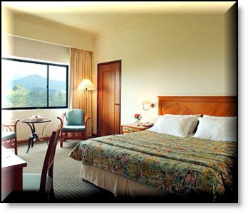 Cameron Highlands Equatorial Hotel Deluxe Room