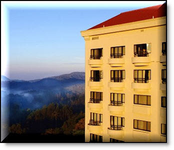 Cameron Highlands Equatorial Hotel View