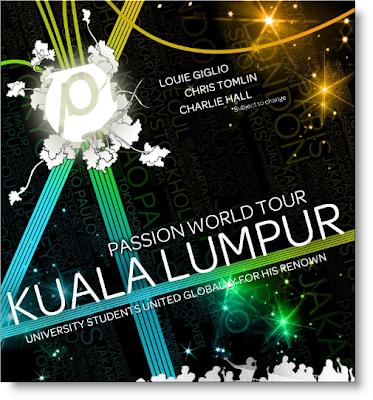 Passion World Tour: Kuala Lumpur, Malaysia
