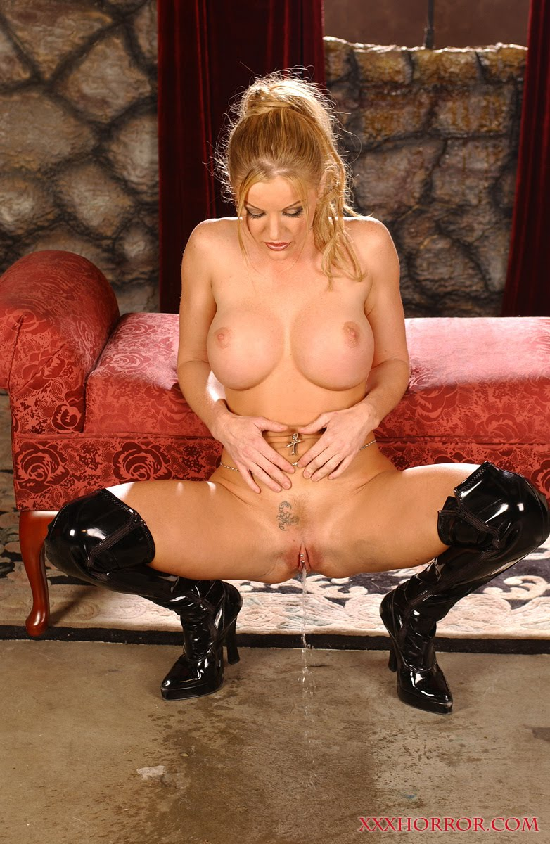 Amber michaels peeing consider, that