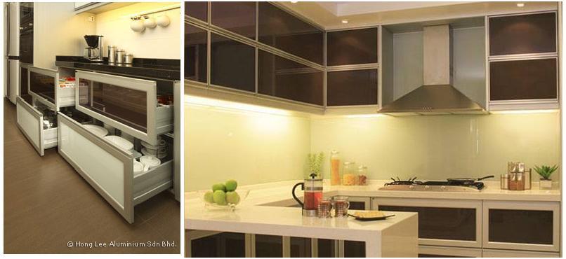 Kabinet Dapur Hong Lee Desainrumahid