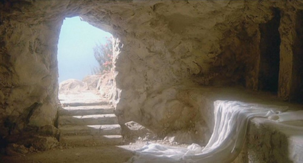 image of empty tomb free christian pictures and jesus christ images coloring 8233