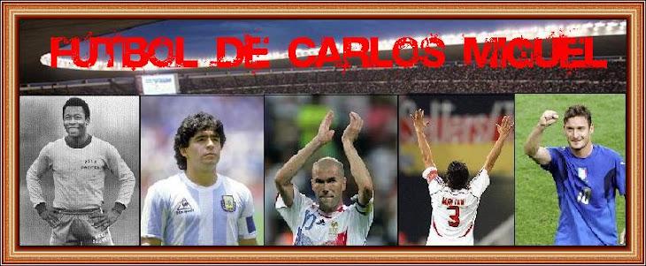 Futbol De Carlos Miguel