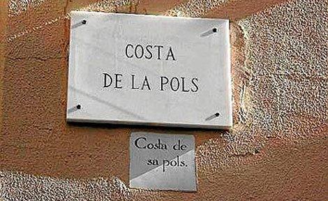 Costa de SA pols