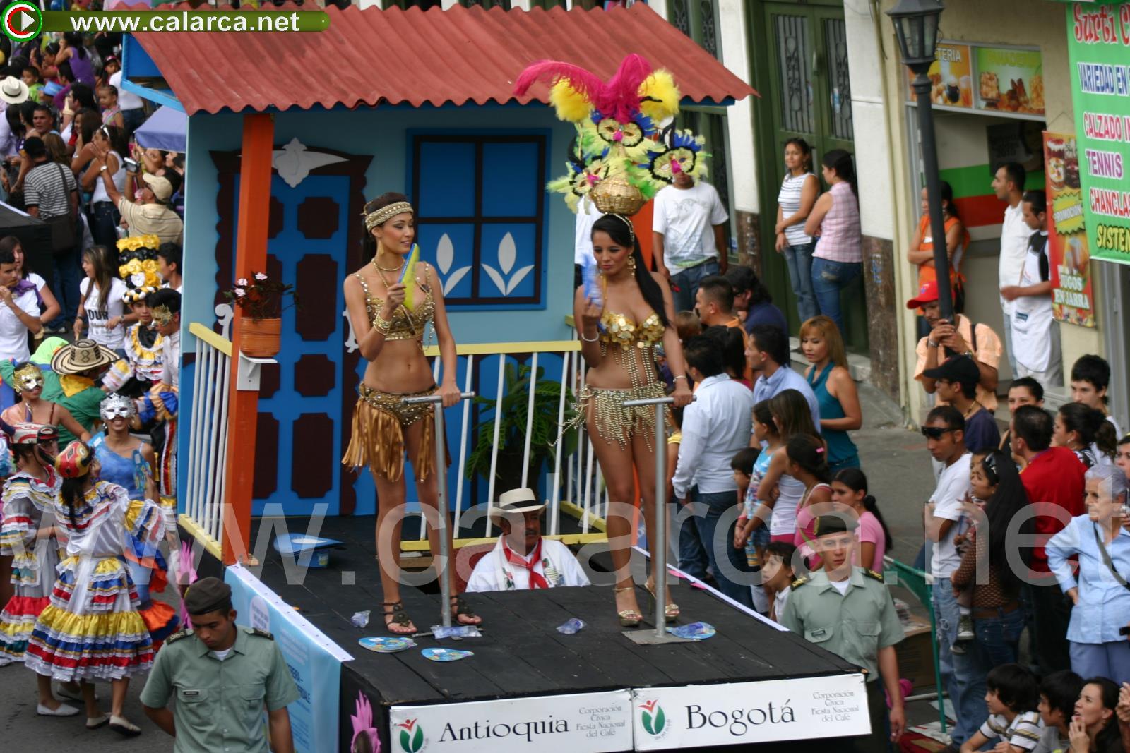 Antioquia - Diana Marcela Marín Piedrahita; Bogotá D. C. - Sharon Smith García González