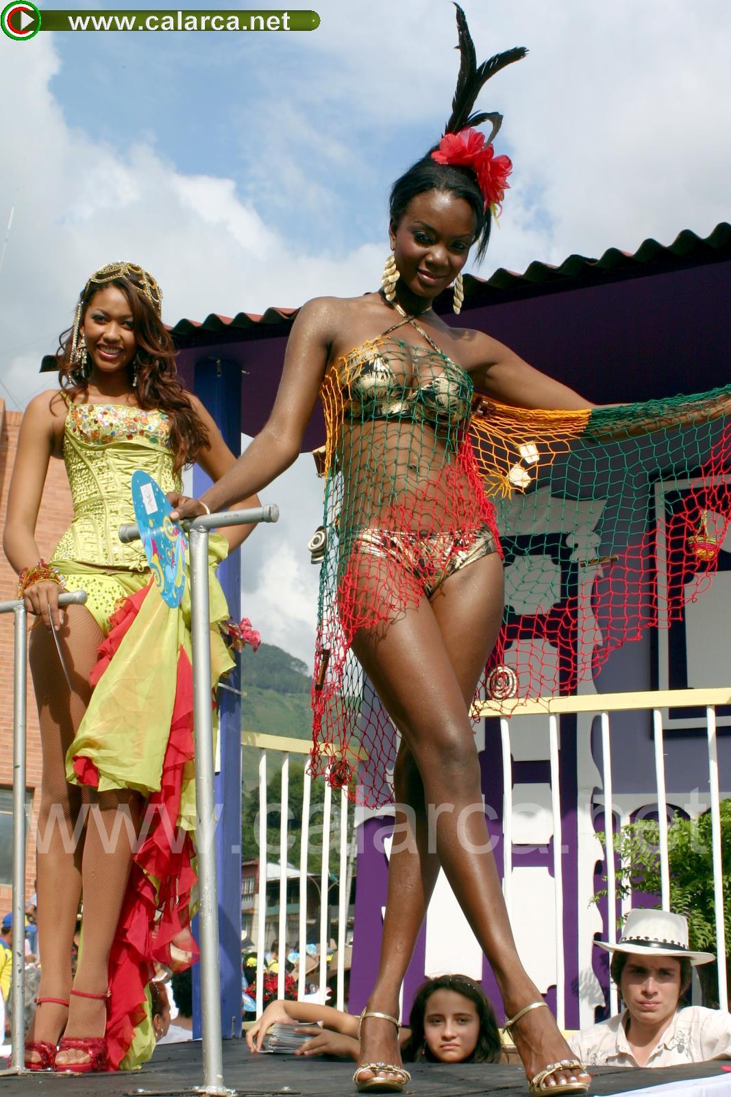 Cartagena de Indias, D. T. y C. – Élida Patricia Castro Herrera; Cauca - Karen Melissa Zúñiga