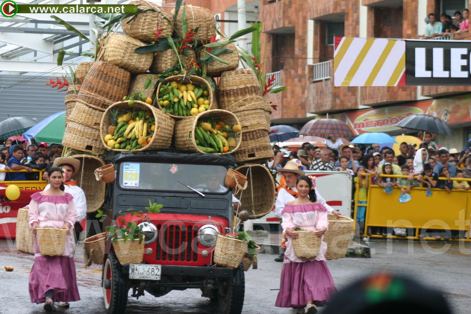 Desfile del Yipao