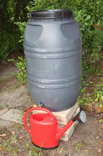 rain barrels in Florida