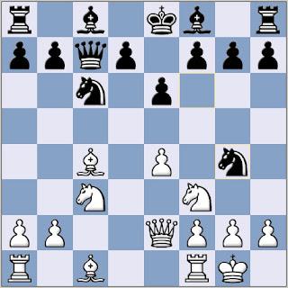Chess Tales: Sicilian Morra Gambit: The Siberian Trap