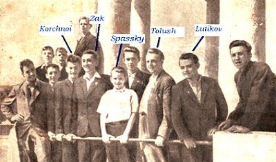 Шахматная сборная Ленинграда