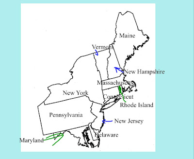 Northeast Us Map With Capitals Memes 400x327