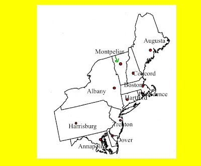 Mr. O'Brien's 4th Grade Blog: Northeast States
