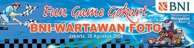 FUN GAME GOKART ala BNI
