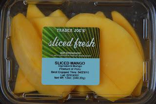 Image result for trader joe's sliced mango