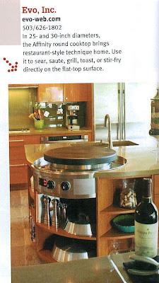 Evo Circular Cooktop Blog: Find It! Kitchen & Bath Source ...