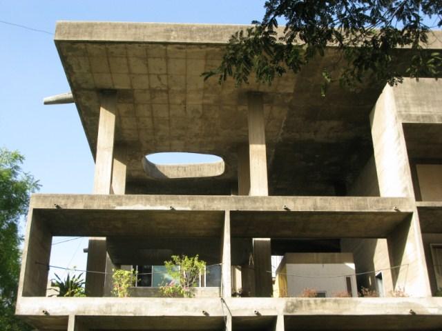 Recuerdos de india casas de le corbusier shodan house - Casas de le corbusier ...