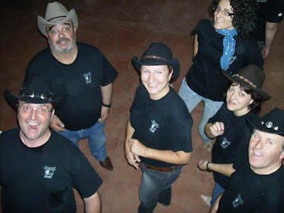 Trobada country a Taradell - Octubre 2007