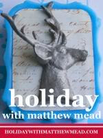 HOLIDAY with Matthew Mead