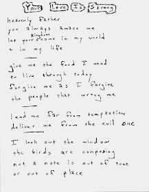 Your Love Is Strong Jon Foreman Lyrics : strong, foreman, lyrics, Mikalatos:,