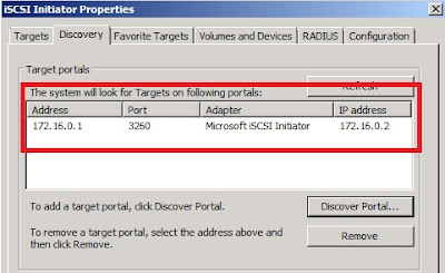 HYPER-V,SYSTEM CENTER AND AZURE: Building an ISCSI target with