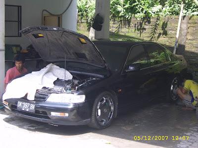 Cet Mobille Body Repair Honda Accord Autodetailing