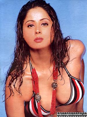 Bra Panty, Deep Cleavage, Sangeeta Ghosh