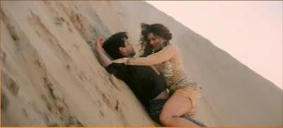 cleavage mahima chaudhary