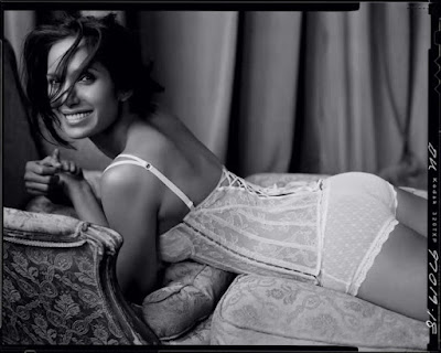 Sexy, Padma Lakshmi, Bra Panty, cleavage
