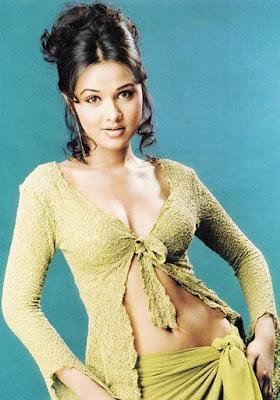 Nisha Kothari, breast