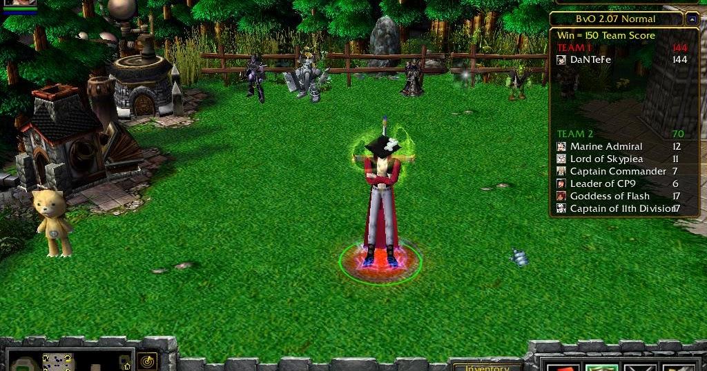 Download Map Warcraft 3 Naruto Terbaru - quotecrise