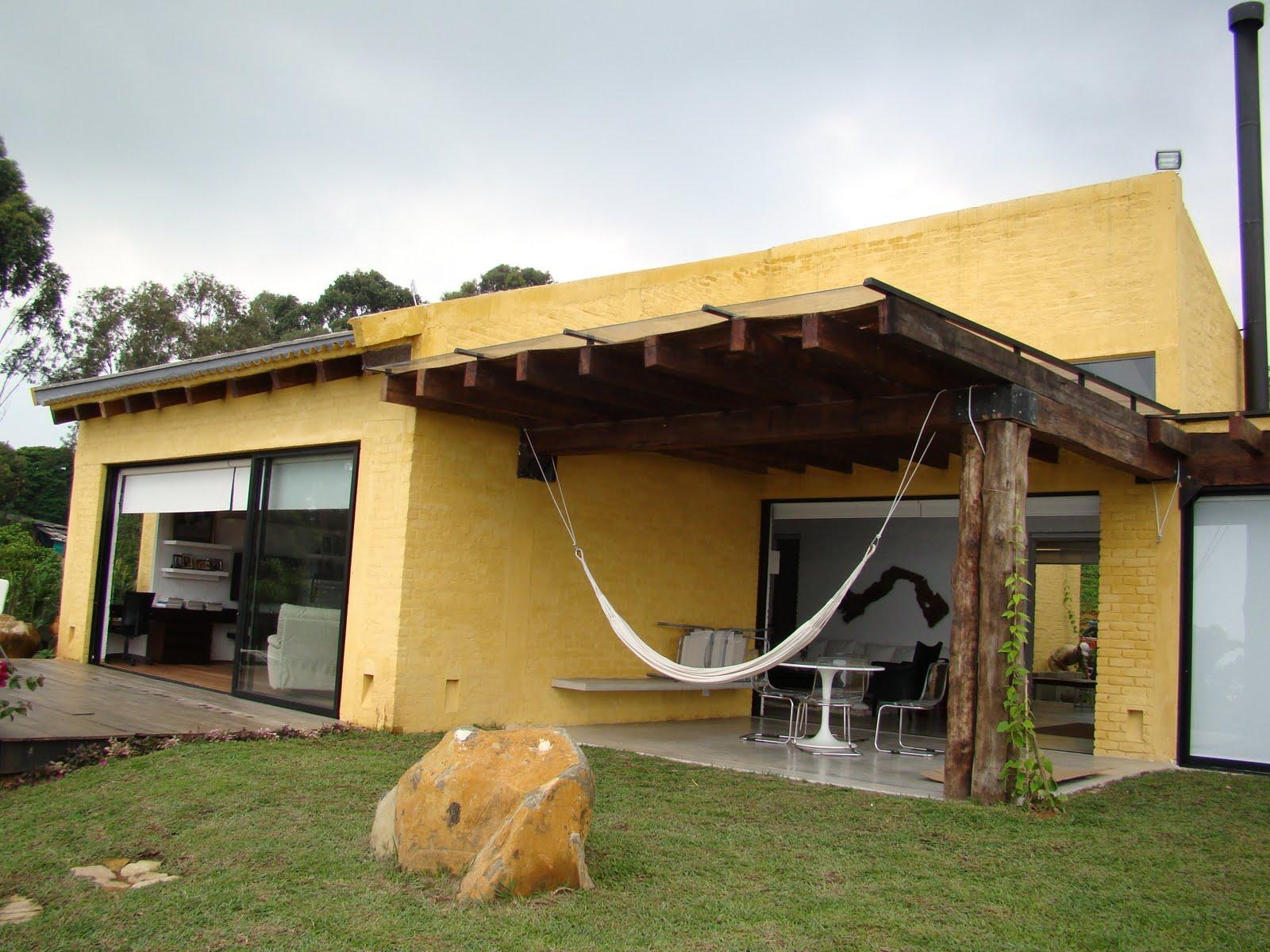 Arcilla Ecoacabados Casa De Campo Familia Otoya Rivera