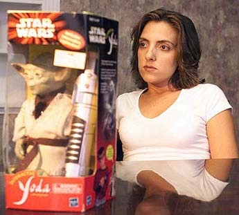 Legal Pub: Jodee Berry, Ex Waitress Sues Hooters For Specific Performance  of A New Toyota not a New Toy Yoda!