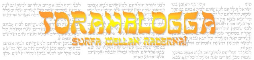Torahblogga - en judisk blogg om judendomen!