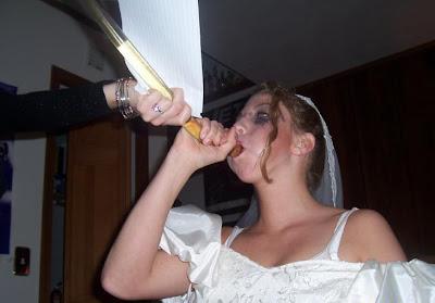 The Bride Even When Drunk 19