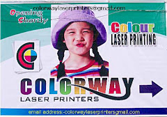 COLORWAY LASER PRINTERS